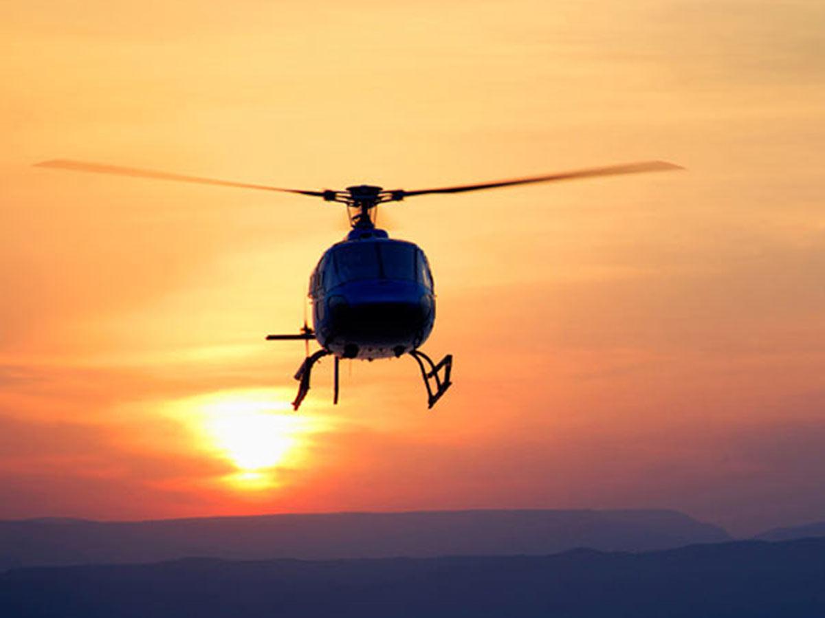 Experiencias de lujo en Lanzarote: excursiones en helicóptero personalizadas
